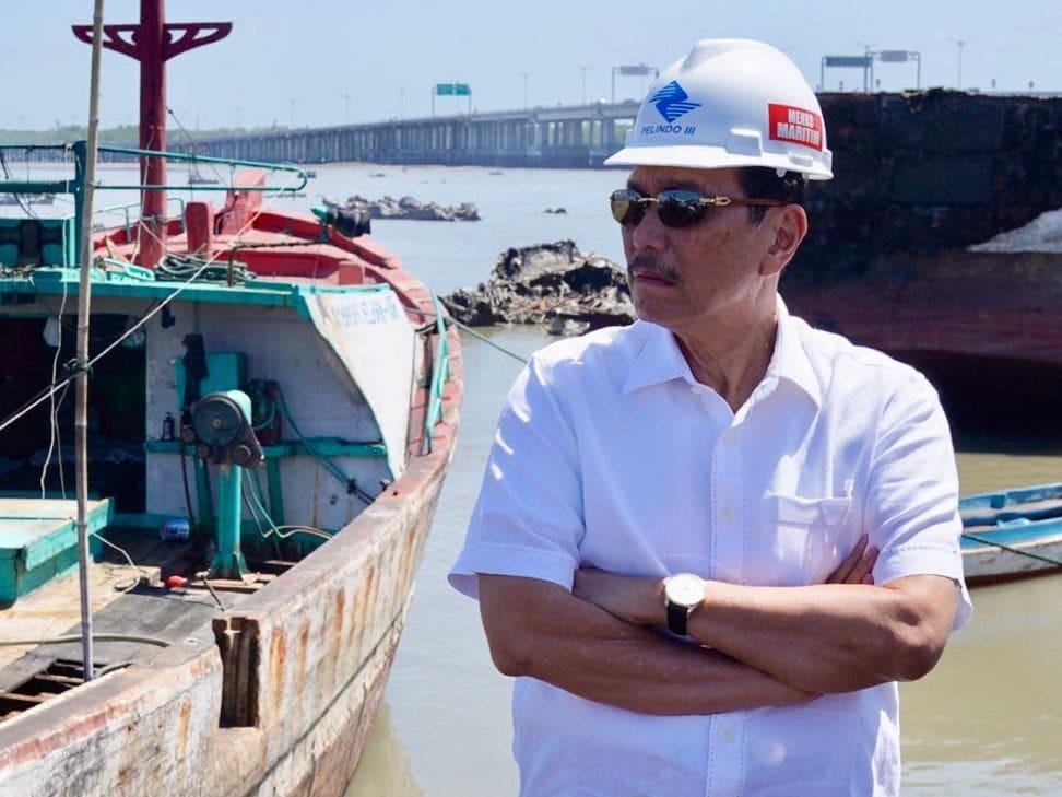 Menko Luhut : September, Kapal besar sudah bisa sandar di Bali