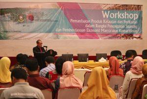 Koordinasi Pencegahan Stunting dan Pemberdayaan Ekonomi Masyarakat melalui Pemanfaatan Produk Kelautan dan Perikanan