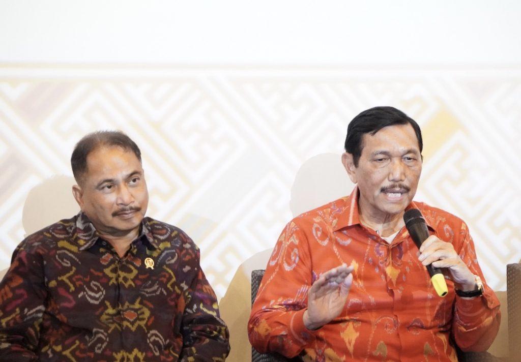 Menko Luhut : GWK Bisa Berkontribusi dalam Meningkatkan Pariwisata Bali