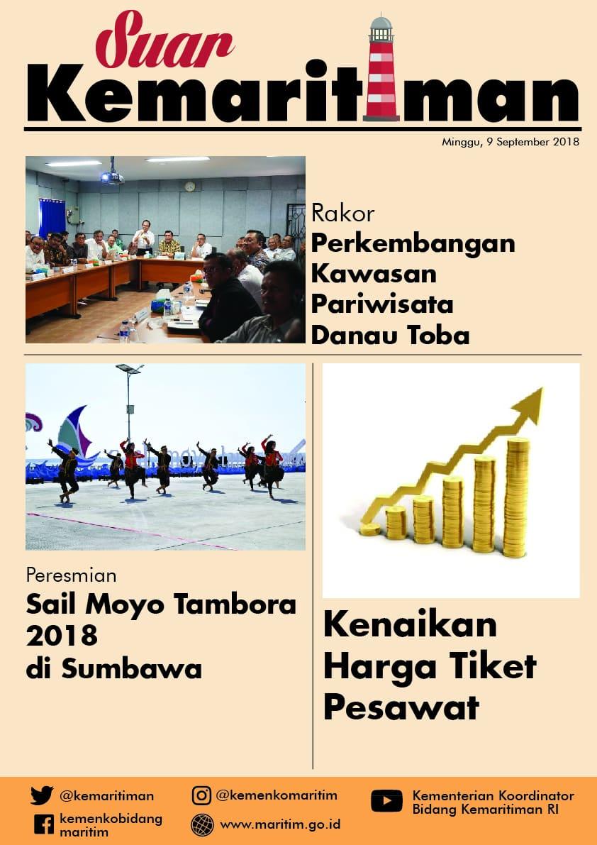 Suar Kemaritiman Edisi 9 September 2018
