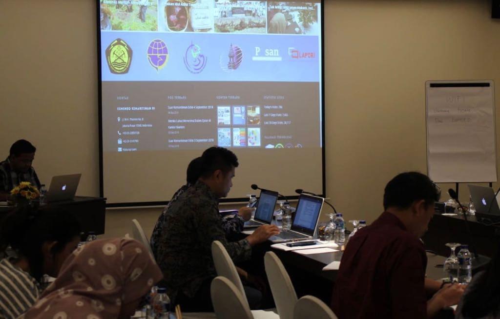 Permudah Publik Sampaikan Aspirasi, Kemenko Maritim Luncurkan Aplikasi PESAN