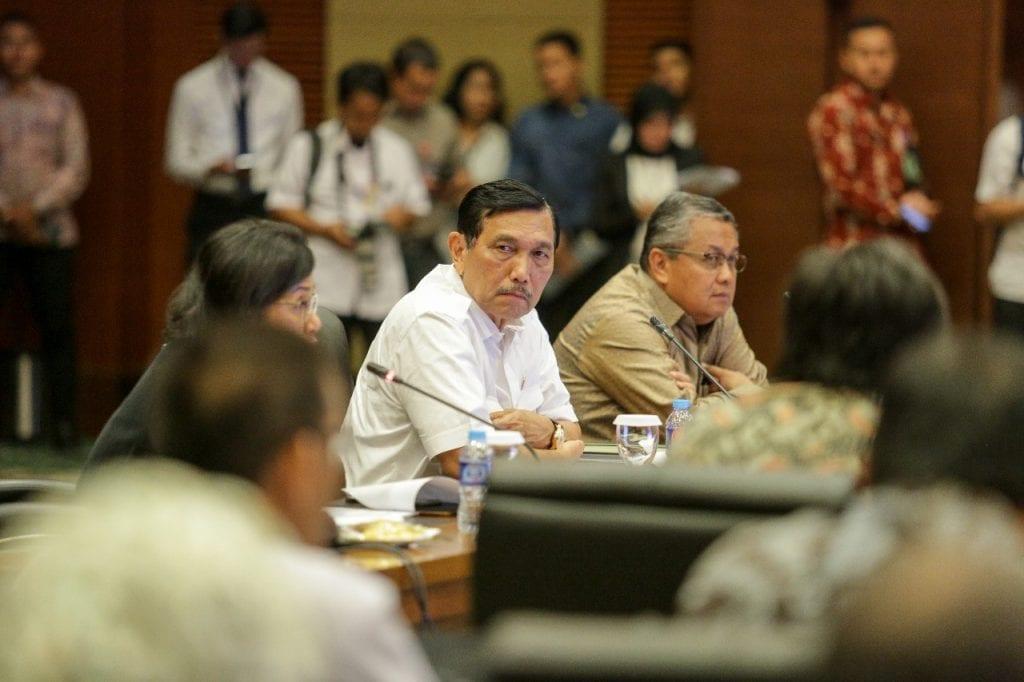 Menko Maritim: Dunia Akan Lebih 'Mengenal' Indonesia Lewat AM IMF-WB