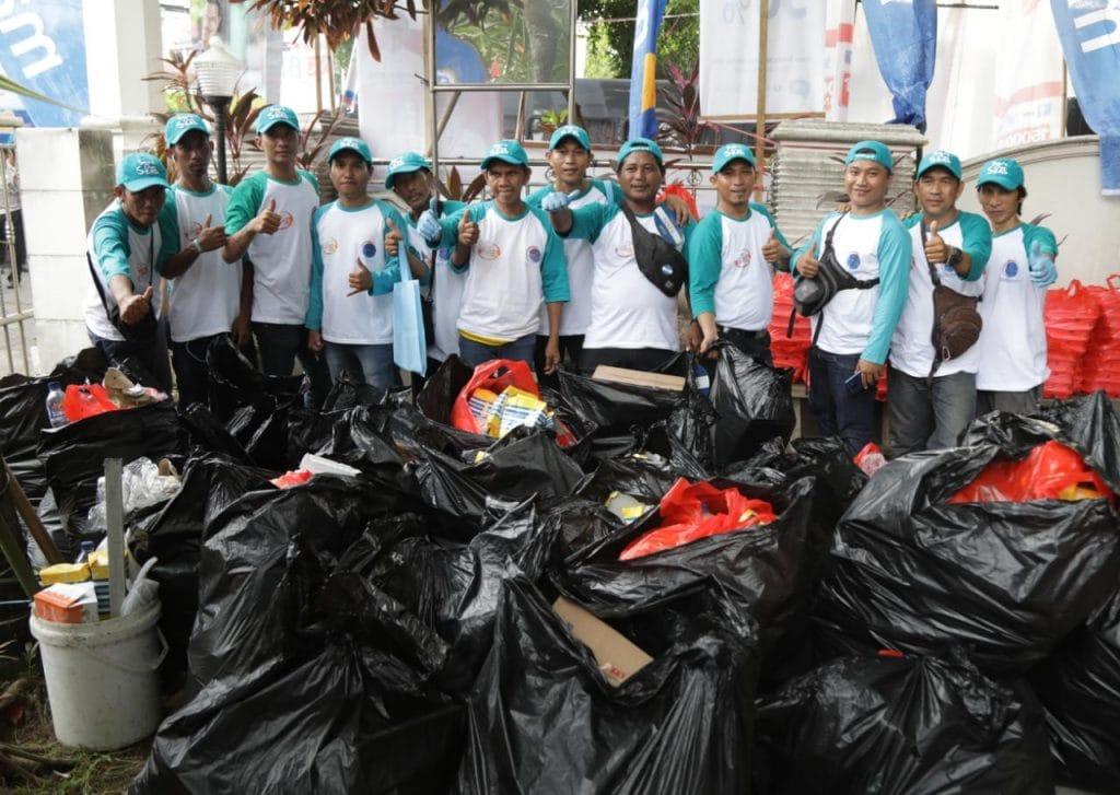 """Kemenko Maritim Ajak Masyarakat Manado dalam """"Aksi Bersih"""""""