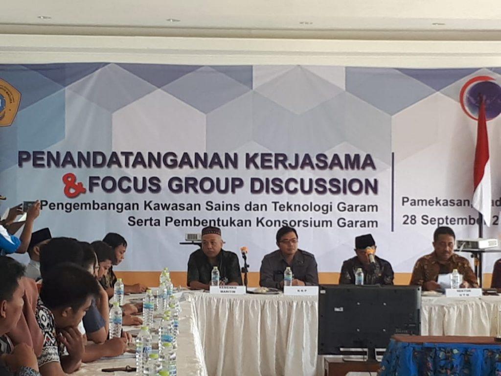 Merawat Literasi Garam Indonesia Lewat Institut Garam