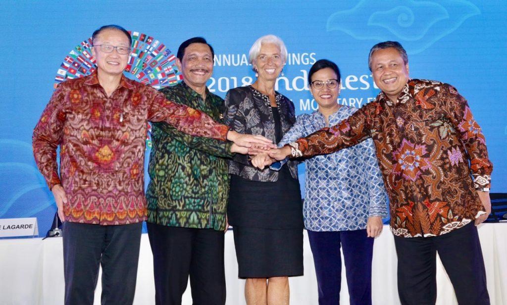 Perhelatan IMF-WB 2018 Berakhir Sempurna