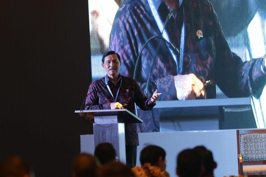 Di Hadapan Investor Asing, Menko Luhut Banggakan Pembangunan Indonesia