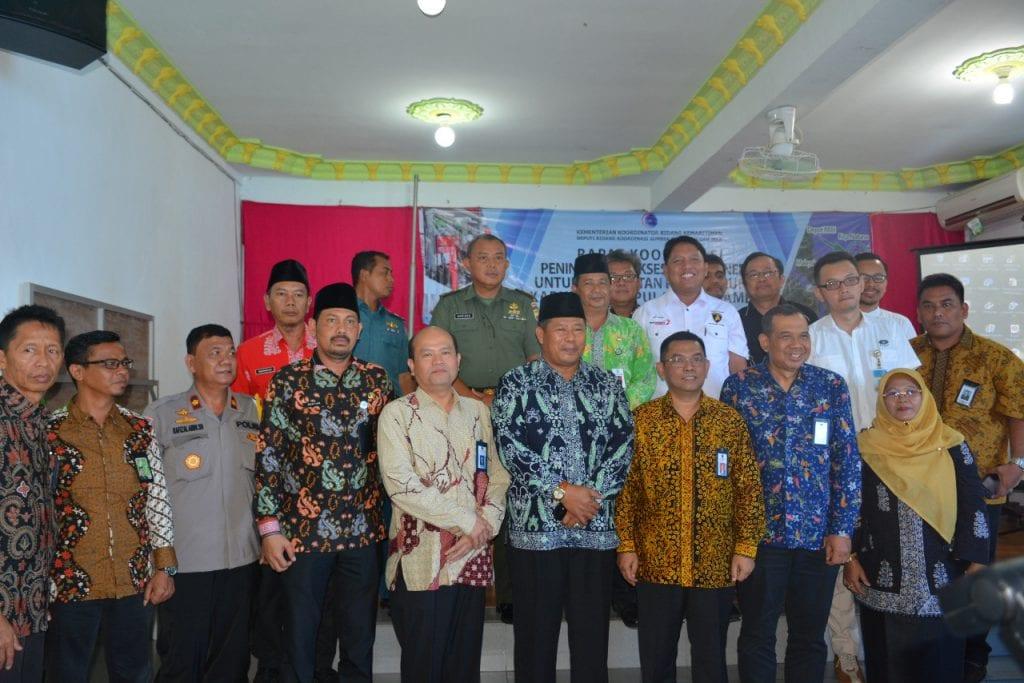 Pemerintah Terus Mendorong Percepatan Aksesibilitas Energi di Daerah Terdepan Indonesia.