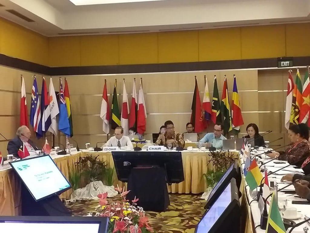 Delegasi SOM Sepakati Deklarasi Pembentukan Forum Negara Kepulauan dan Negara Pulau