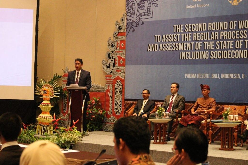 Indonesia Jadi Tuan Rumah Lokakarya Pelaporan dan Penilaian Laut Global PBB ke-2