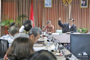 Menko Luhut Rakor Pembangunan Kawasan Industri Weda Bay