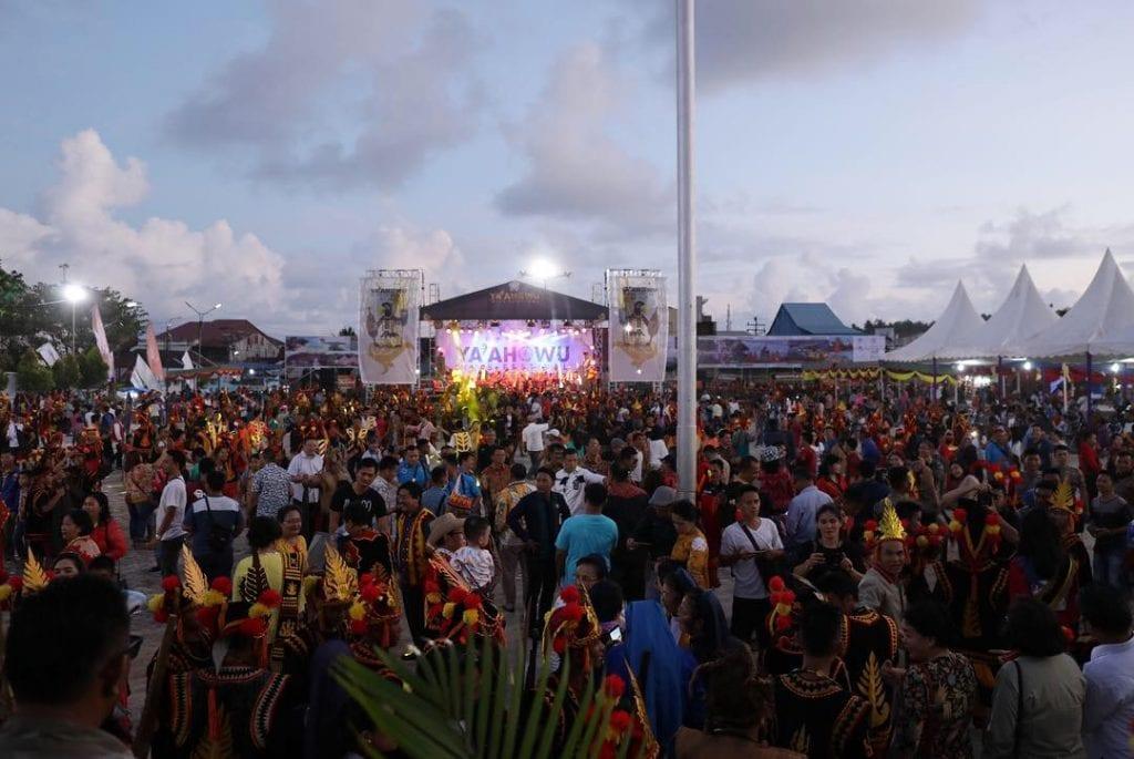Festival Ya'ahowu Perlu Didorong untuk Mendukung Nias, Kandidat Sail Indonesia 2019