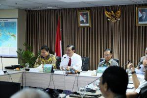 Rapat Koordinasi Peningkatan Penggunaan Produk Dalam Negeri dan Tingkat Kandungan Dalam Negeri (TKDN)