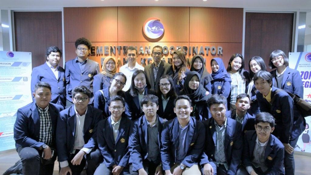 Mahasiswa UNPAD Membahas Poros Maritim Dunia Bersama Kemenko Kemaritiman