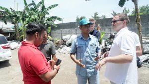 Kemenko Maritim Dampingi Jurnalis Polandia Berkunjung Ke Lombok