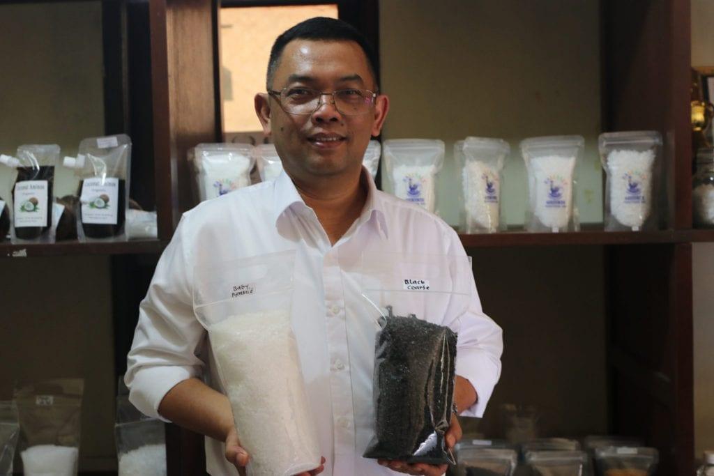 Garam Gourmet Bali Utara Diminati Pasar Mancanegara
