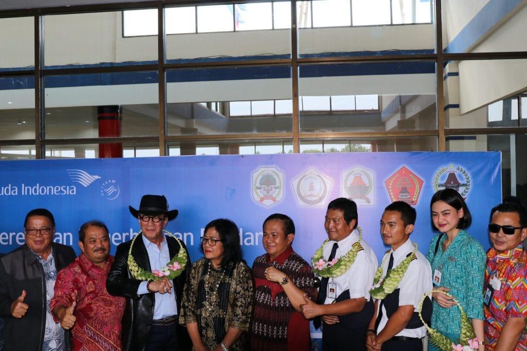 Penerbangan Langsung Jakarta-Nias PP Resmi Beroperasi