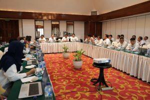 Forum Pemantauan dan Evaluasi Kinerja TW III Tahun 2018 di Lingkungan Kemenko Bidang Kemaritiman