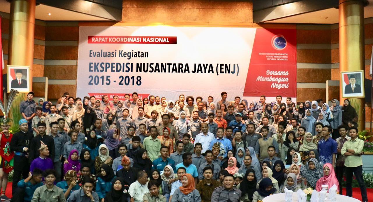 Bangun Budaya Maritim dengan Ekspedisi Nusantara Jaya