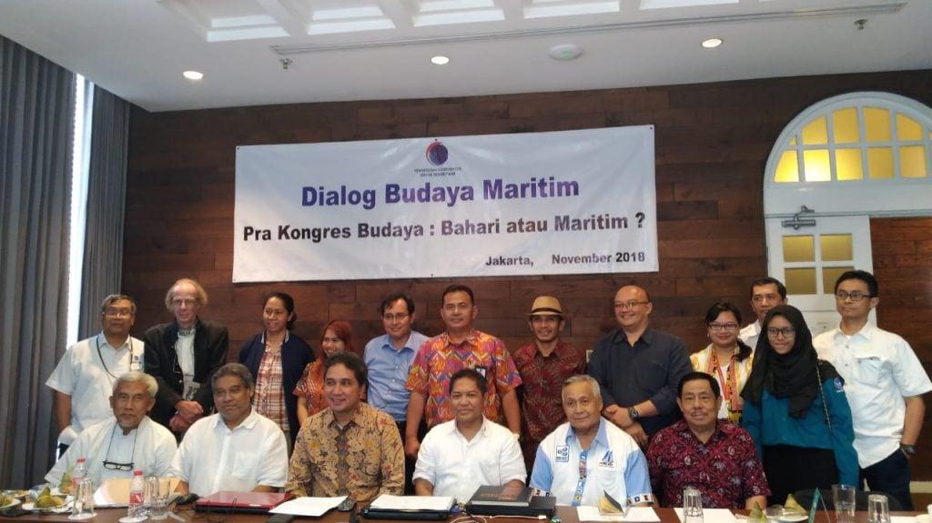 Sambut Kongres Budaya Nasional, Kemenko Kemaritiman Selenggarakan Dialog Budaya Maritim