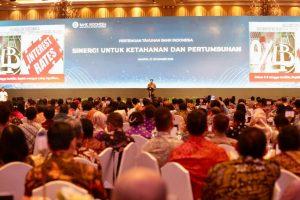 Menko kemaritiman Luhut B. Pandjaitan Menghadiri Pertemuan Tahunan BI Tahun 2018