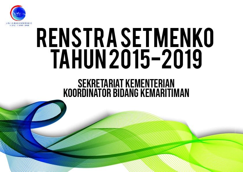 Renstra Setmenko Tahun 2015-2019
