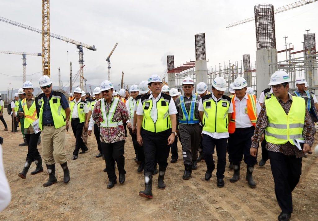 Menko Luhut: Bandara Kulonprogo Mulai Layani Penerbangan April 2019