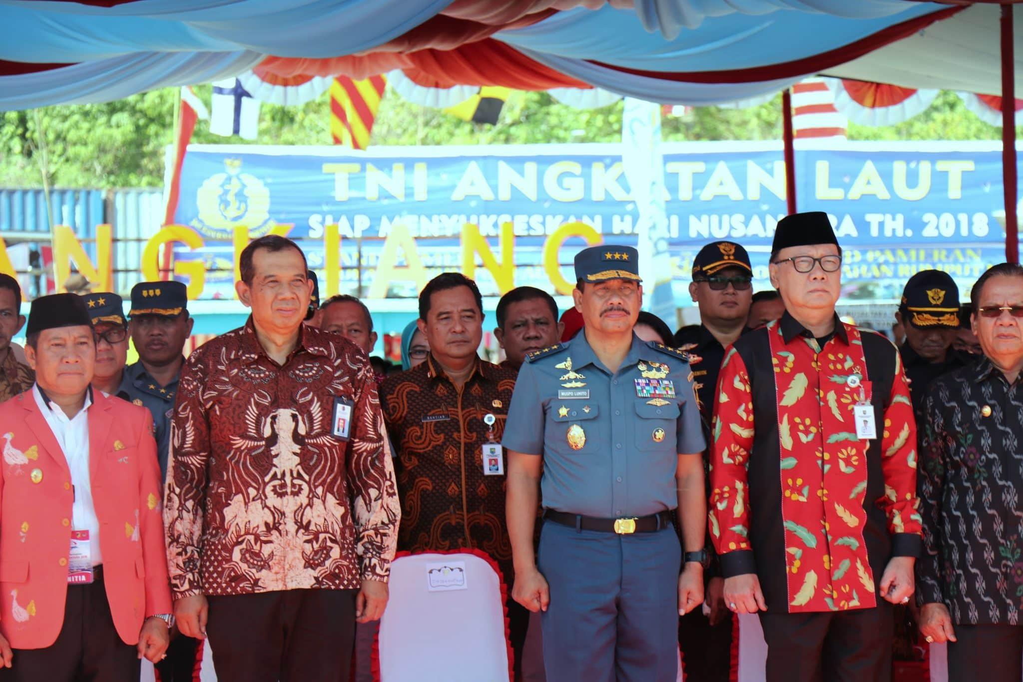 Hari Nusantara Jadikan Laut Pemersatu Untuk Indonesia Menuju Poros Maritim Dunia