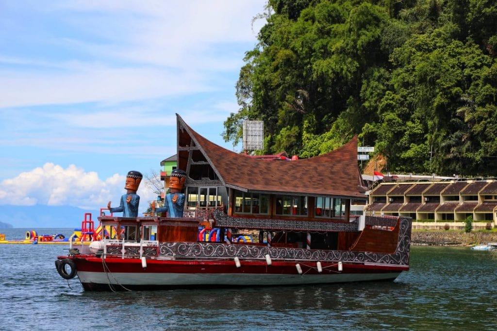 Simposium Ancient Lake Toba Digelar Sukses, Kemenko Bidang Kemaritiman Tinjau Langsung Pulau Samosir