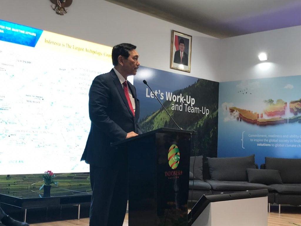 Menko Luhut Beberkan Pertumbuhan Indonesia