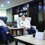 Menko Luhut Wawancara dengan TV One