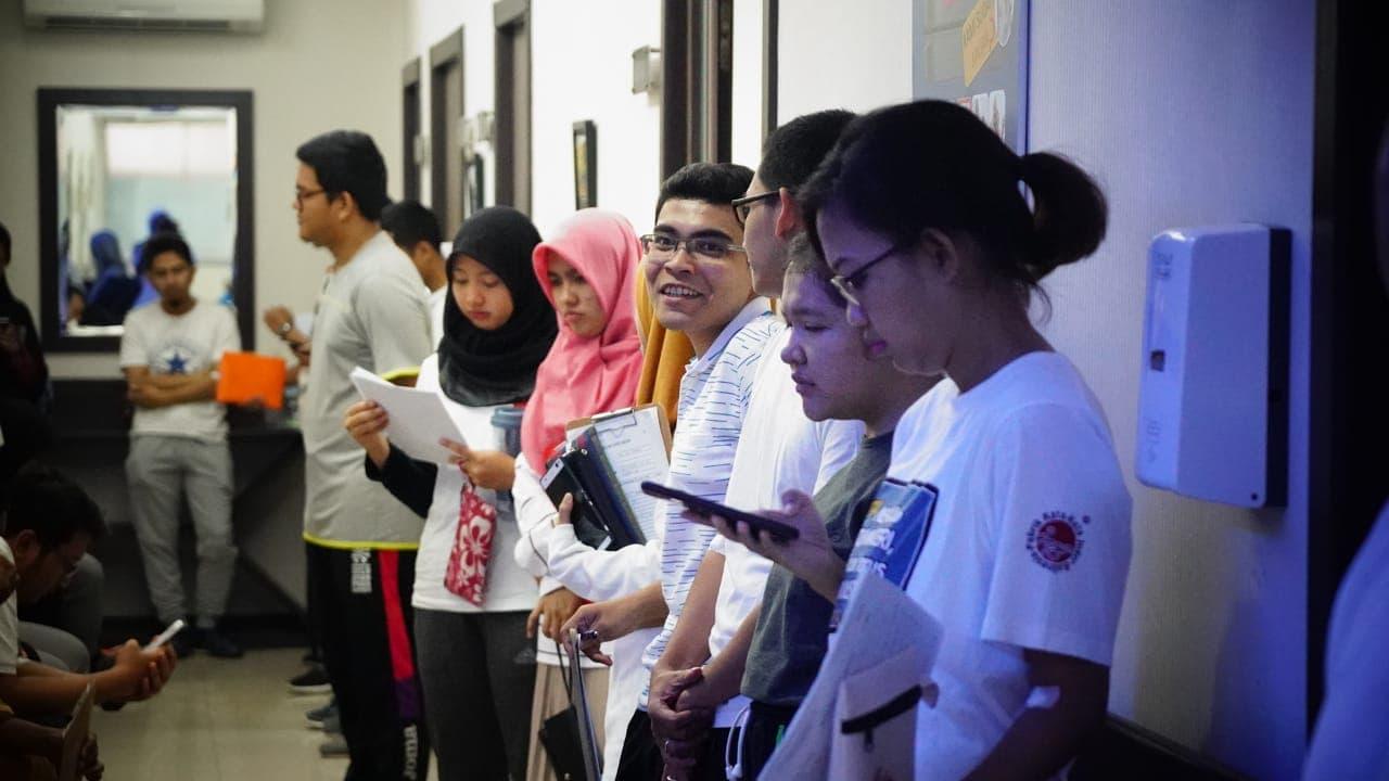 Tes CPNS Kemenko Kemaritiman Memasuki Tahap Akhir
