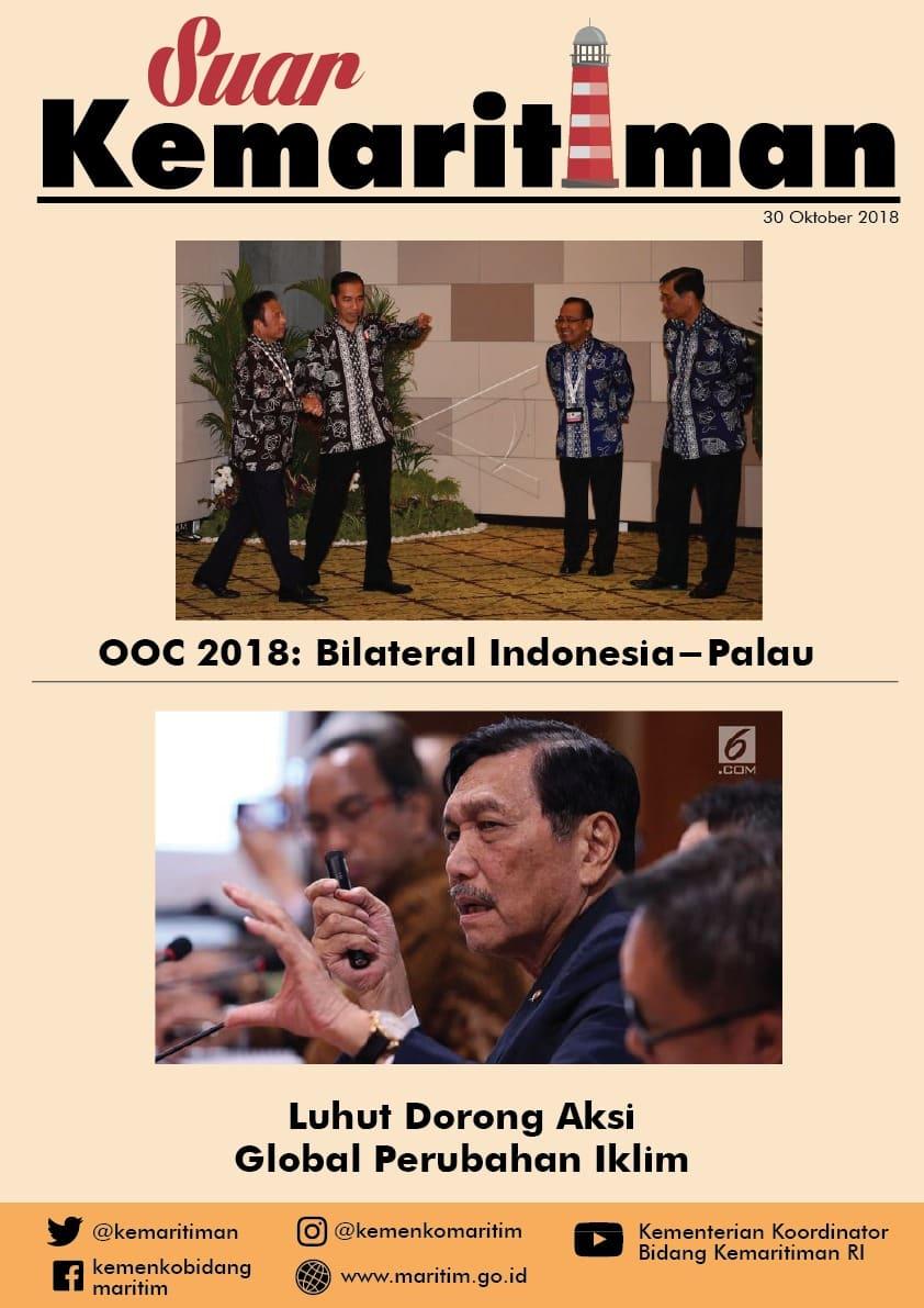 Suar Kemaritiman Edisi 30 Oktober 2018
