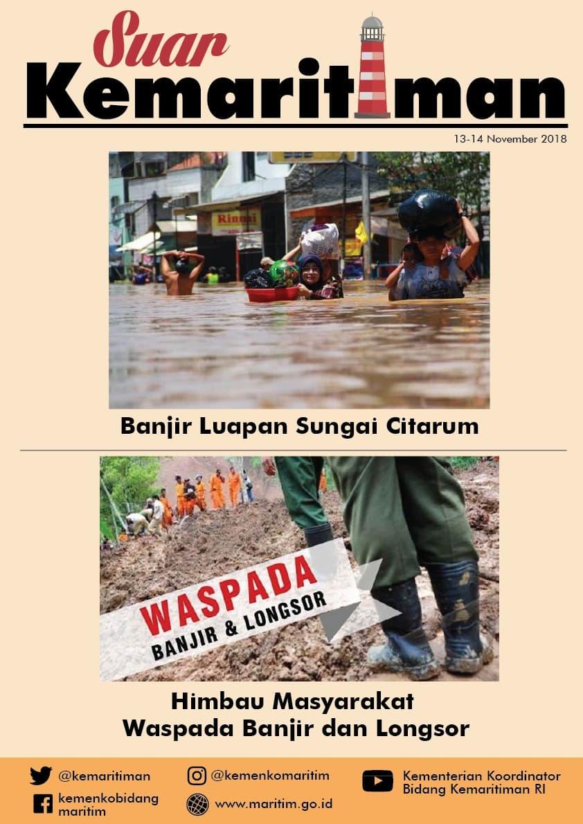 Suar Kemaritiman Edisi 13 - 14 November 2018
