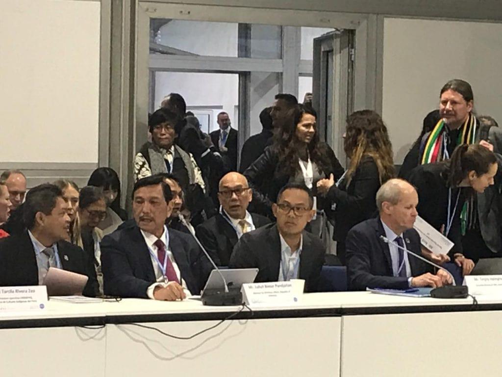Klarifikasi Kemenko Kemaritiman Soal Klaim Kerja Sama Dengan PT Toba Pulp Lestari Dalam Pemberangkatan Narasumber COP-24