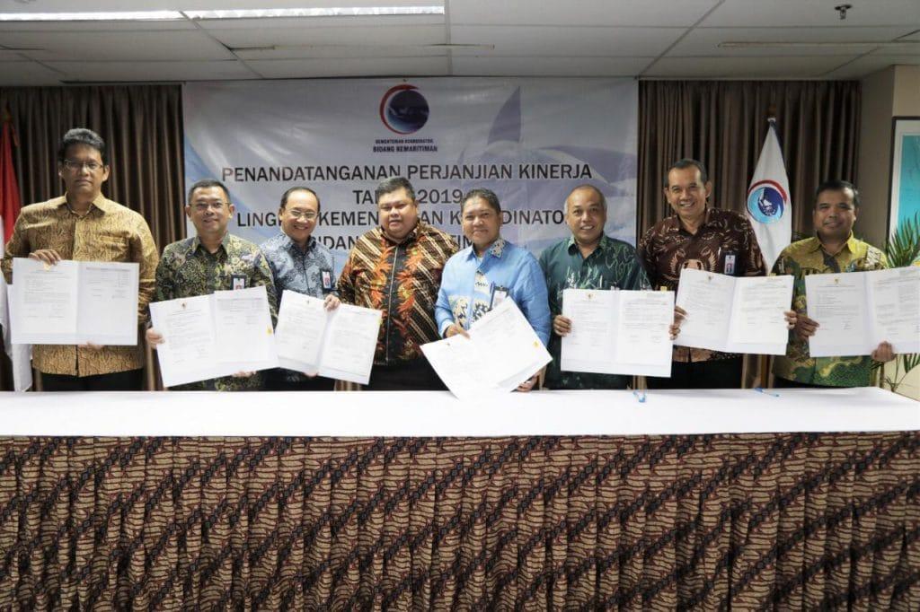 Kemenko Maritim Siap Perkuat Akuntabilitas Mendukung Implementasi Reformasi Birokrasi