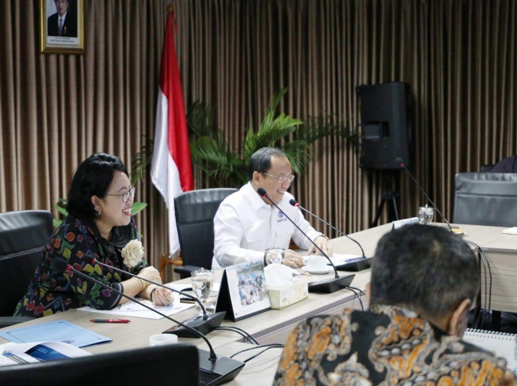 Tingkatkan Nilai RB, Kemenko Maritim Belajar dari DI Yogyakarta dan Kemenkeu