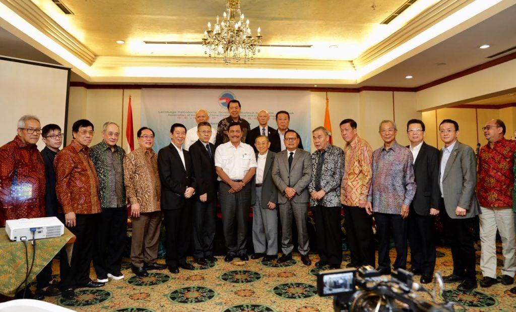 Menko Bidang Kemaritiman Menghadiri Undangan Kerjasama Ekonomi, Sosial, dan Budaya Indonesia Tiongkok