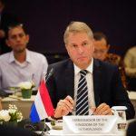 Buka Forum Bilateral RI-Belanda ke-3, Menko Luhut Minta Kerja Sama Peningkatan SDM