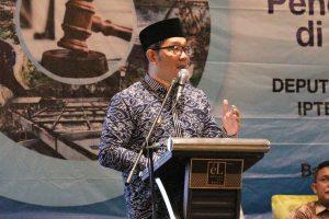 Lokakarya Penguatan Koordinasi Penegakan Hukum di DAS Citarum