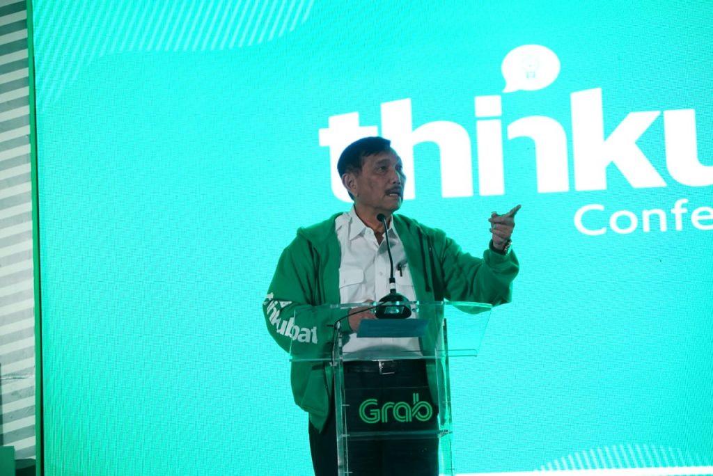 Bareng Grab, Kemenko Maritim Gelar Startup Idol Berjuluk Thinkubator