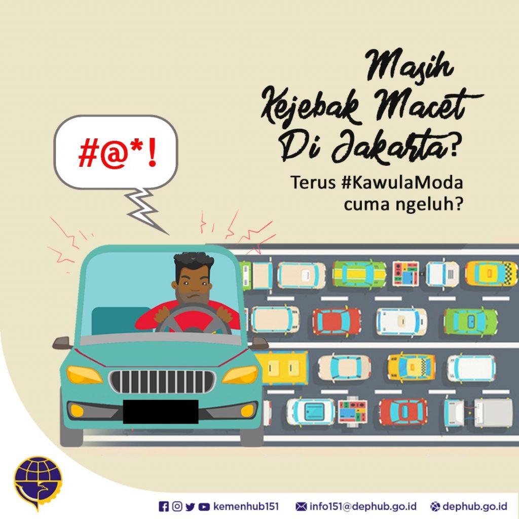 Menhub: MRT Sebagai Salah Satu Solusi Mengatasi Kemacetan