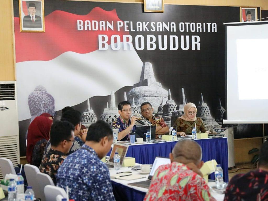 Ini Dia Progres Infrastruktur Badan Otorita Borobudur
