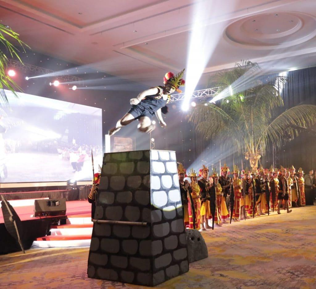 """Launching Sail Nias 2019 """"Nias Menuju Gerbang Destinasi Wisata Bahari Dunia"""""""