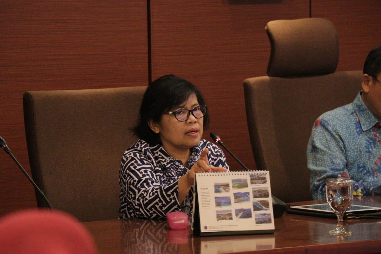 Rapat Hasil Evaluasi Pelaksanaan Reformasi Birokrasi Tahun 2018 Kemenko Bidang Kemaritiman