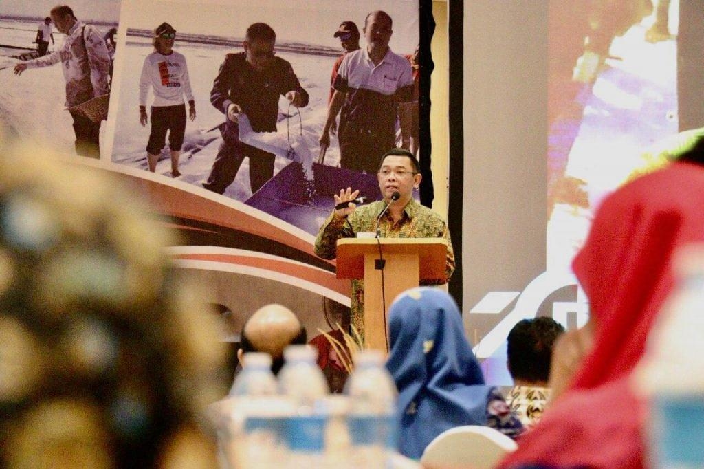 Fortifikasi Garam Tingkatkan Kualitas Sumber Daya Manusia Indonesia