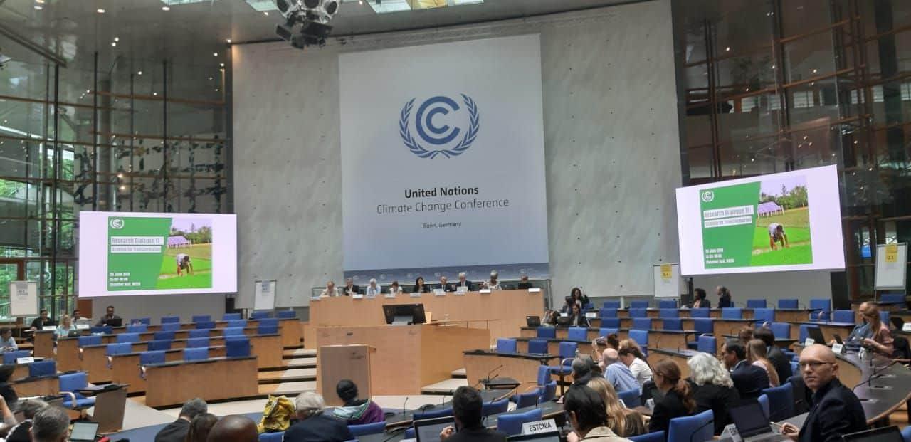 Indonesia Diminta Menjadi Ketua Lcipp Kawasan Asia-pasifik Pada Konferensi Unfccc Di Bonn, Jerman
