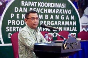 Deputi Agung Rakor Dan Benchmarking Pengembangan Garam Di Aceh