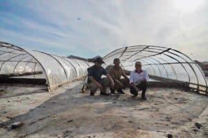 Meninjau Ladang Garam Di Desa Lam Nga Aceh