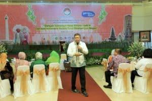 Sosialisasi Gerakan Indonesia Bersih Pada Acara Silaturahmi Dwp Instansi Pemerintah Pusat