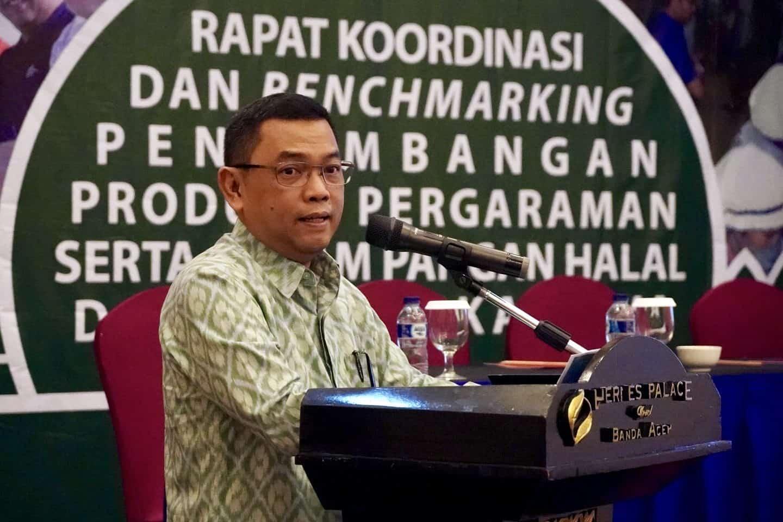 Kemenko Maritim Bahas Provinsi Garam Di Aceh